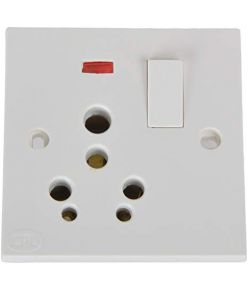 CPL Socket 6/16 AMP 3 Pin