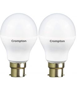 Crompton 9W LED Lamp 6K B22 (Pack of 2)