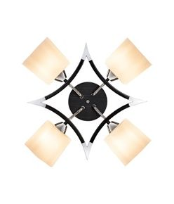 Usha Tisva Forma Bella CP4001 4 lamps Chandelier