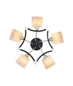 Usha Tisva Forma Bella CP5004 5 lamps Chandelier