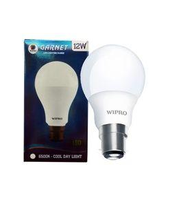 Wipro 12W Garnet LED Bulb B22/E27