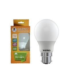 Wipro 7W Garnet LED Bulb B22/E27