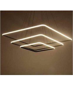 Square Hanging Out Light 900mm KI-D100-OL